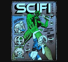 Cthulhu on the cover of SCIFI T-Shirt