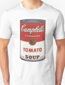 andy warhol campbell's soup T-Shirt
