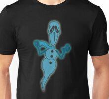 Snowman's Ghost Unisex T-Shirt