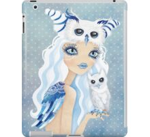 Owl Duchess iPad Case/Skin