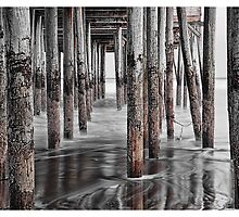 Beneath the Pier by Richard Bean