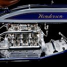 Long wheelbase Henderson Engine by Frank Kletschkus