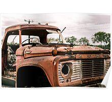 Rusting Away Poster