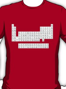 Table of Elements T-Shirt
