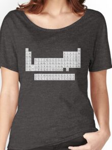 Table of Elements Women's Relaxed Fit T-Shirt