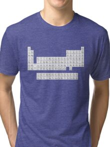 Table of Elements Tri-blend T-Shirt