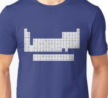 Table of Elements Unisex T-Shirt
