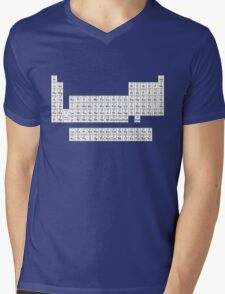 Table of Elements Mens V-Neck T-Shirt