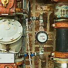Switches, Valves, Pipes and Dials! by John  Kapusta