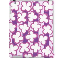 Flowers For Mademoiselle: IV iPad Case/Skin