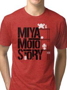 Miyamoto Story Tri-blend T-Shirt