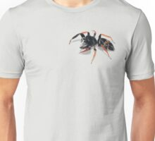 Jumping Spider Unisex T-Shirt