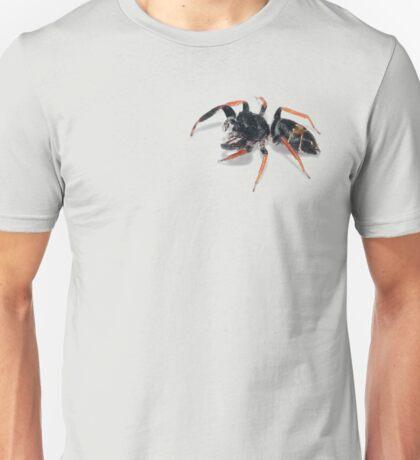 Jumping Spider Unisex T-Shirt