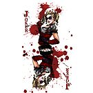 Hallowen Clown Girl - iphone 5, iphone 4 4s, iPhone 3Gs, iPod Touch 4g case, Available for T-Shirt man and woman by www. pointsalestore.com