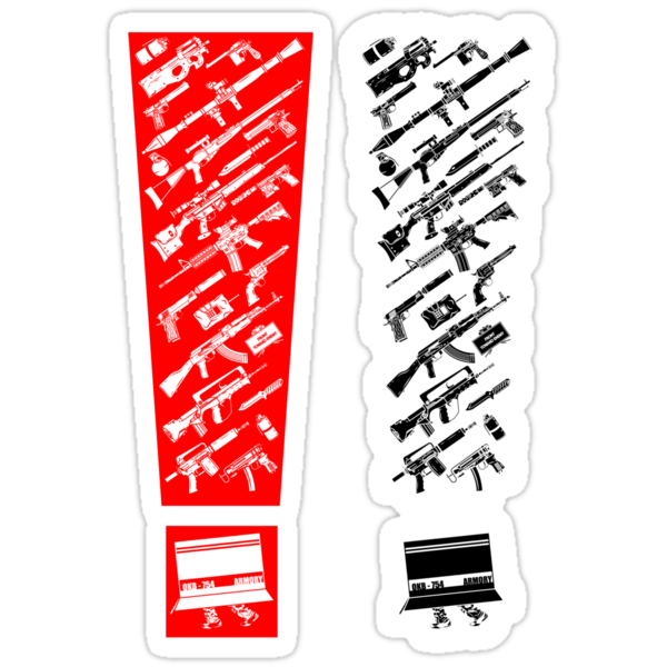 ! (Stickers) by foxtrot68