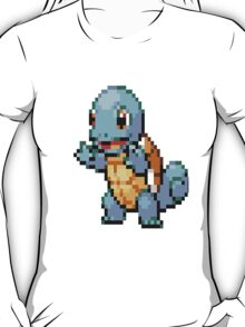 Pixel Squirtle T-Shirt
