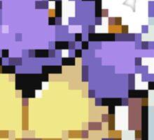 Pixel Wartortle  Sticker