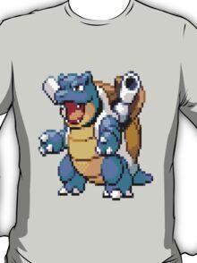 Pixel Blastoise T-Shirt