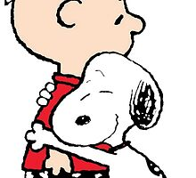 Snoopy and Charlie Hug by Daniel9900