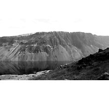 The Screes, Wast Water. Lake District National Park. Photographic Print