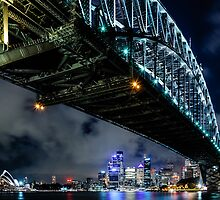Harbour Bridge by RDickens