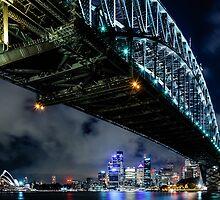 Harbour Bridge by RDickens