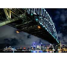Harbour Bridge Photographic Print