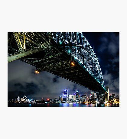 Harbour Bridge Photographic Print