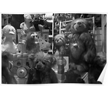 The Toy Shop Window Poster