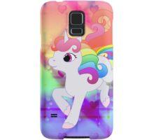 Cute Baby Rainbow Unicorn Samsung Galaxy Case/Skin