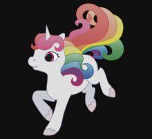 Cute Baby Rainbow Unicorn Kids Clothes