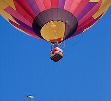 Albuquerque International Balloon Fiesta, 2011.3 by Alex Preiss