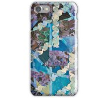 Abstract Origami Puzzle iPhone Case/Skin