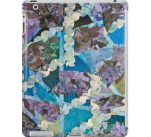 Abstract Origami Puzzle iPad Case/Skin