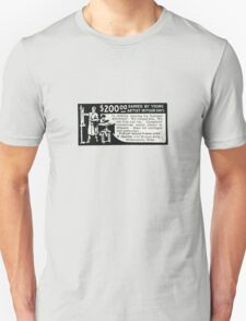 Young Artists - Earn $200! T-Shirt