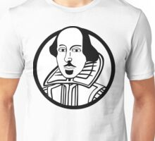 William Shakespeare Unisex T-Shirt