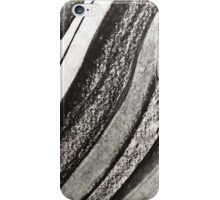 Ink & Charcoal #1 iPhone Case/Skin