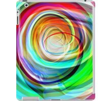 The Time Storm commences iPad Case/Skin