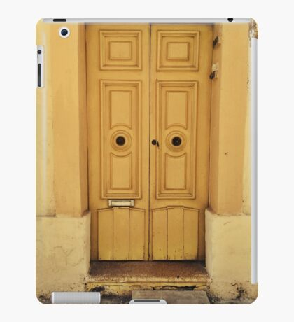 Luigi - Chiara Conte iPad Case/Skin