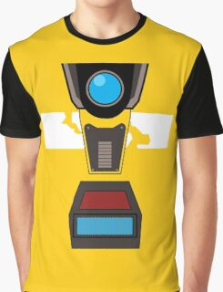 CL4P-TP Face Graphic T-Shirt