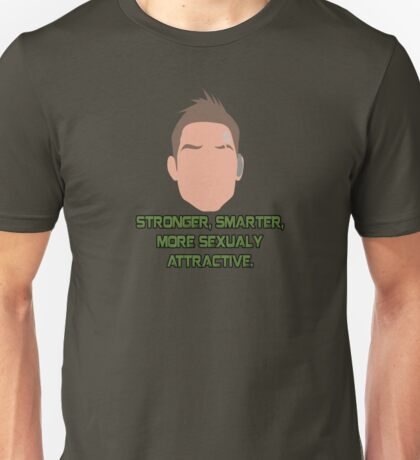 Axton - Borderlands 2 (Simplified Face&Quote) Unisex T-Shirt