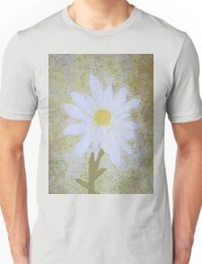 Textured Daisy For Clothing or Stickers Unisex T-Shirt