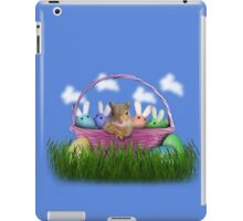 Easter Squirrel iPad Case/Skin