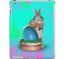 Easter Bunny Rabbit iPad Case/Skin