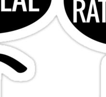 Get Real Sticker