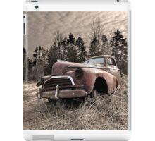 For Sale....original horn! iPad Case/Skin
