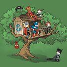 Super Exclusive Club by dooomcat