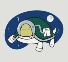 Space Turtle a.k.a Turtlenaut by studiowun