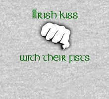 Irish Kiss (for black or white shirts) Hoodie