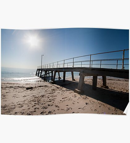 Normanville Jetty (SA)  Poster